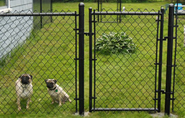 chain link fence contractor Nashville