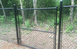 chain link dog fence Nashville