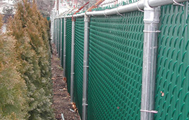 commercial fence installation nashville