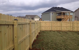 nashville wood fence contractor